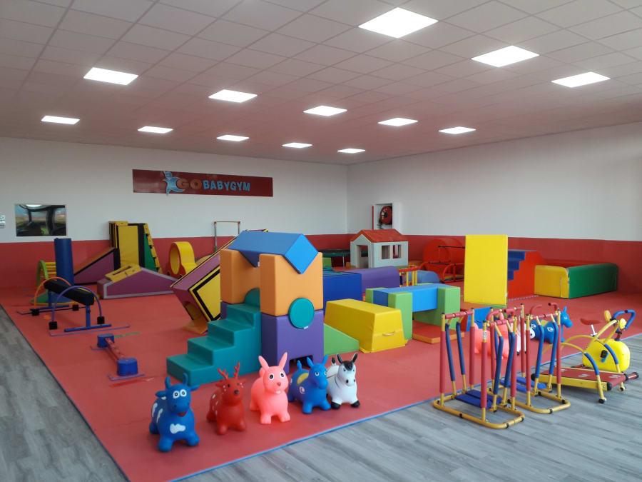 Anniversaire Baby Gym 2-7 ans à Reims (51)