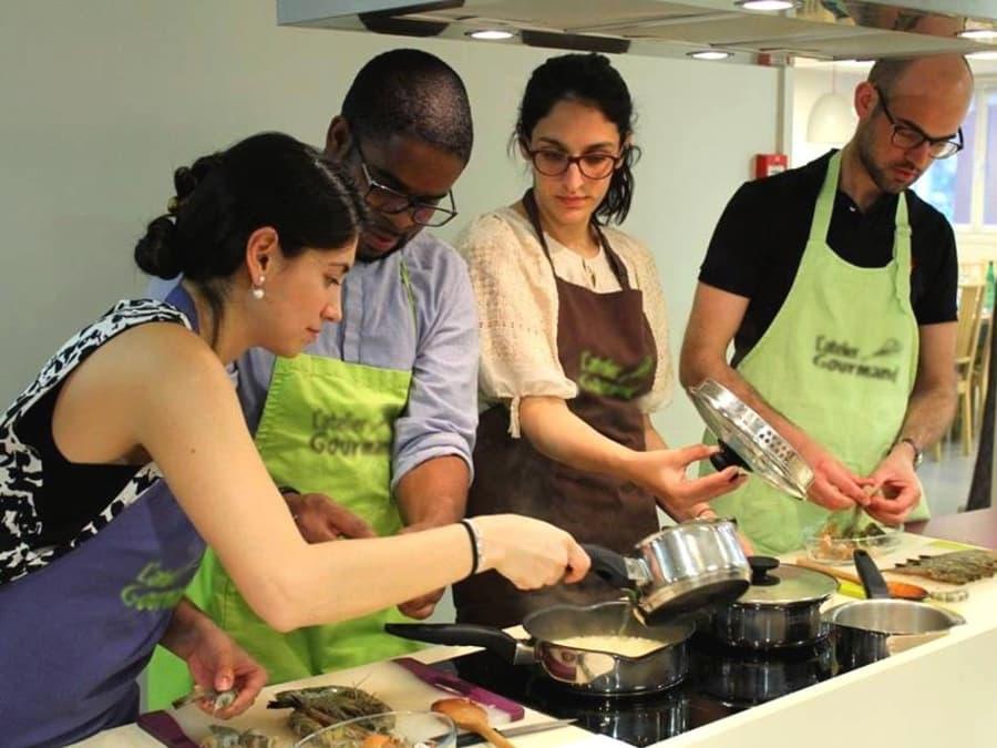 Atelier Cuisine de produits de saison à Issy-les-Moulineaux
