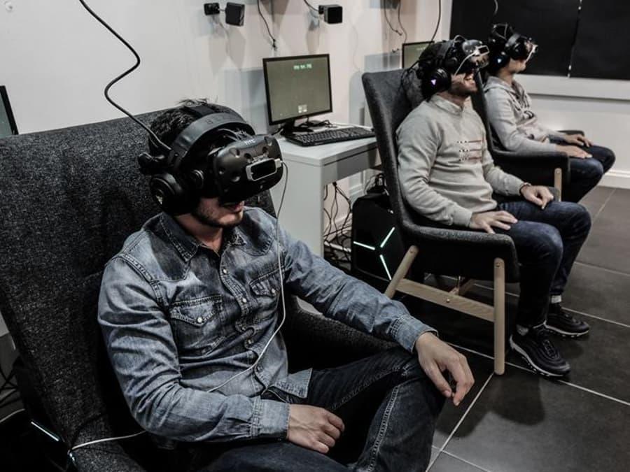 Expérience de jeu en Réalité Virtuelle à Bordeaux