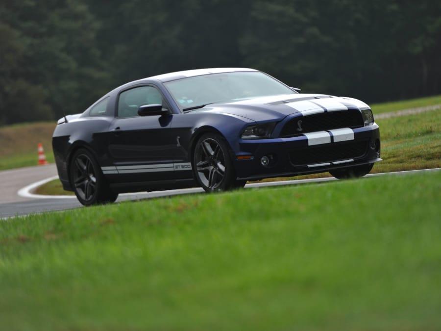 Stage de pilotage en Mustang Shelby - Circuit du Luc (Var, 83)