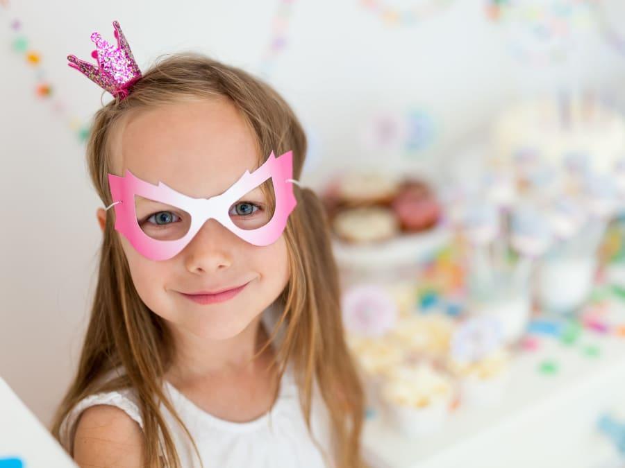 Anniversaire Princesses 4-11 ans à Paris 17ème