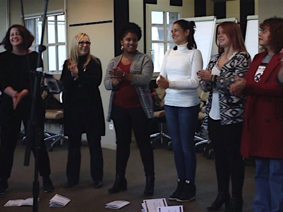 Team Building Chant A Capella