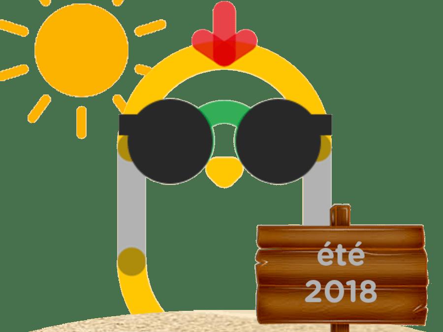 Stages vacances été nouvelles technologies 7-14 ans à Paris 10