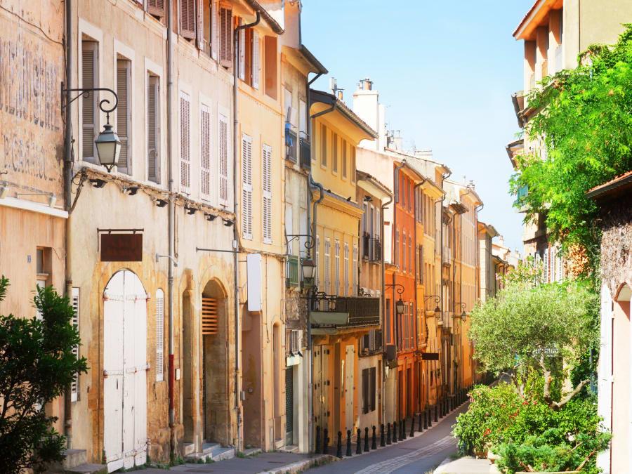 Chasse au Trésor / Urban Game à Aix-en-Provence (13)
