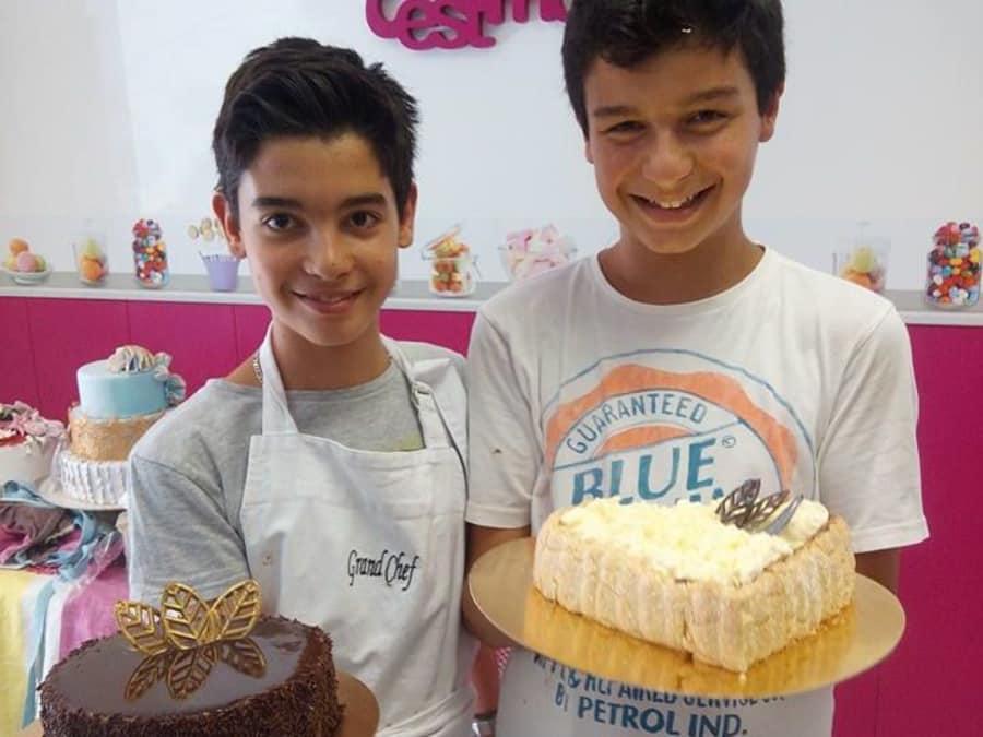 Anniversaire Cake Design 6-12 ans à Marseille 4ème