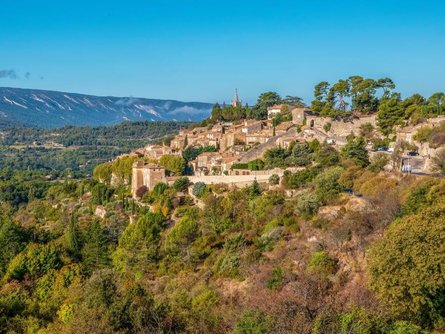 Vol en Hélicoptère à Avignon : découverte du Lubéron du ciel