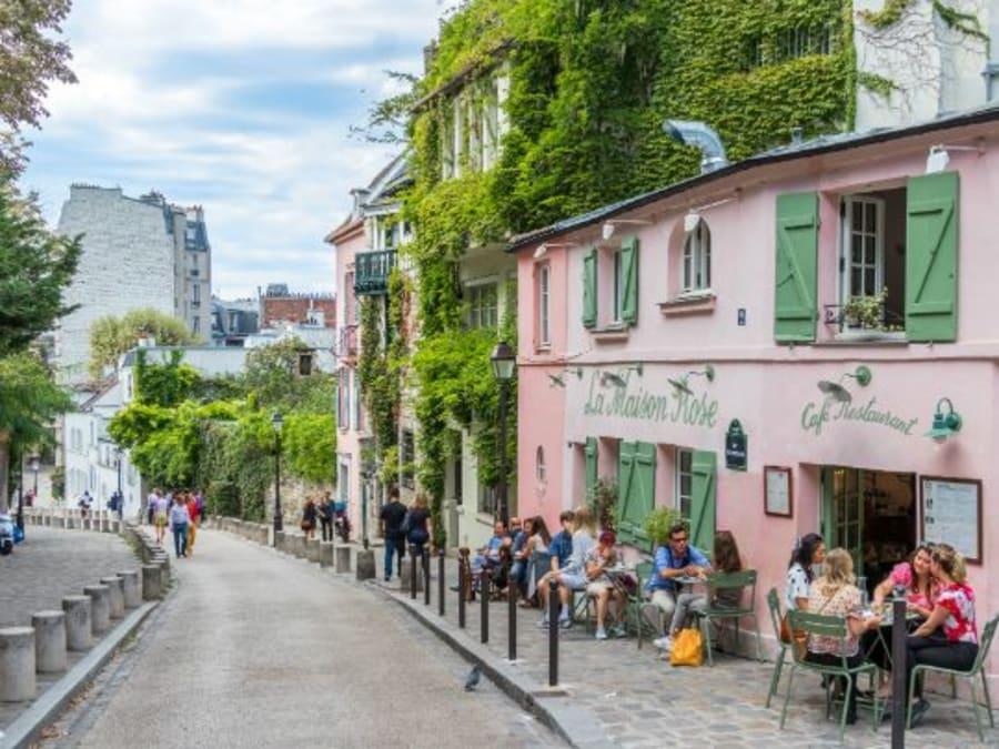 Team Building Jeu de Piste à Montmartre
