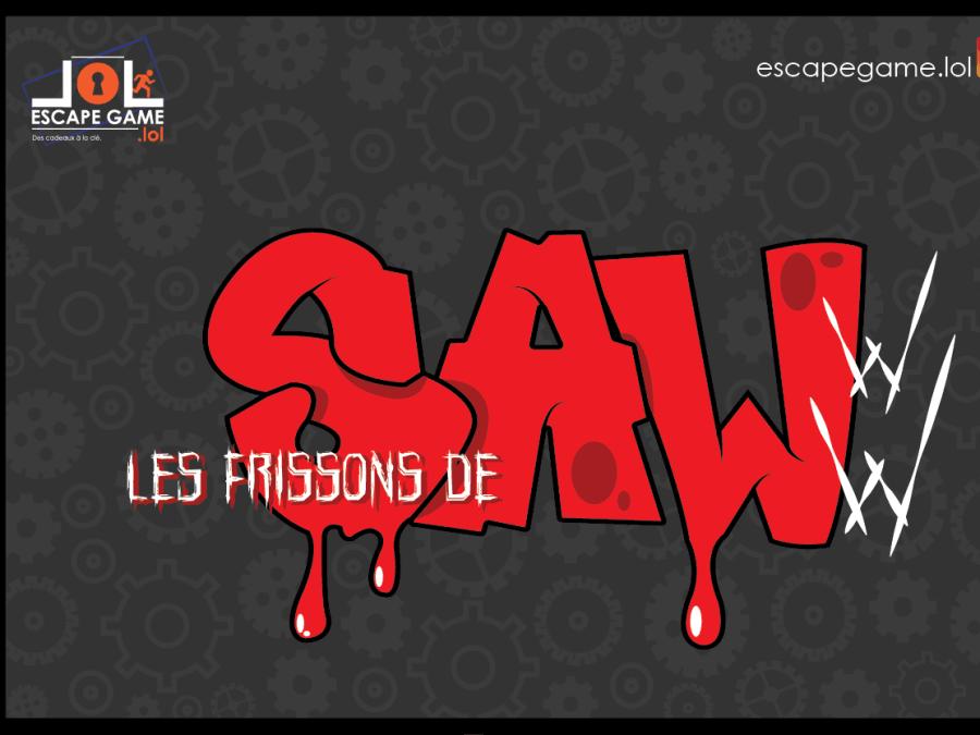 Escape Room Les Frissons de Saw à Montpellier (34)