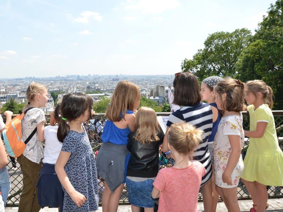 Anniversaire Jeu de Piste 7-11 ans à Montmartre (Paris 18ème)