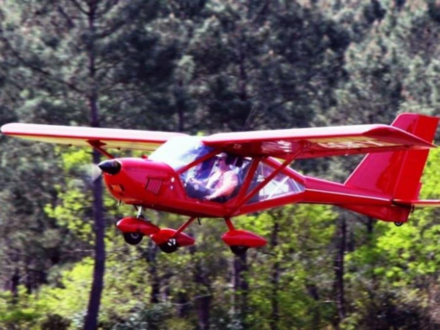 Initiation au pilotage en ULM à Arcachon (33)