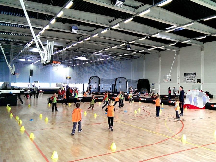 Anniversaire Basketball 4-15 ans au Kipstadium de Lille (59)