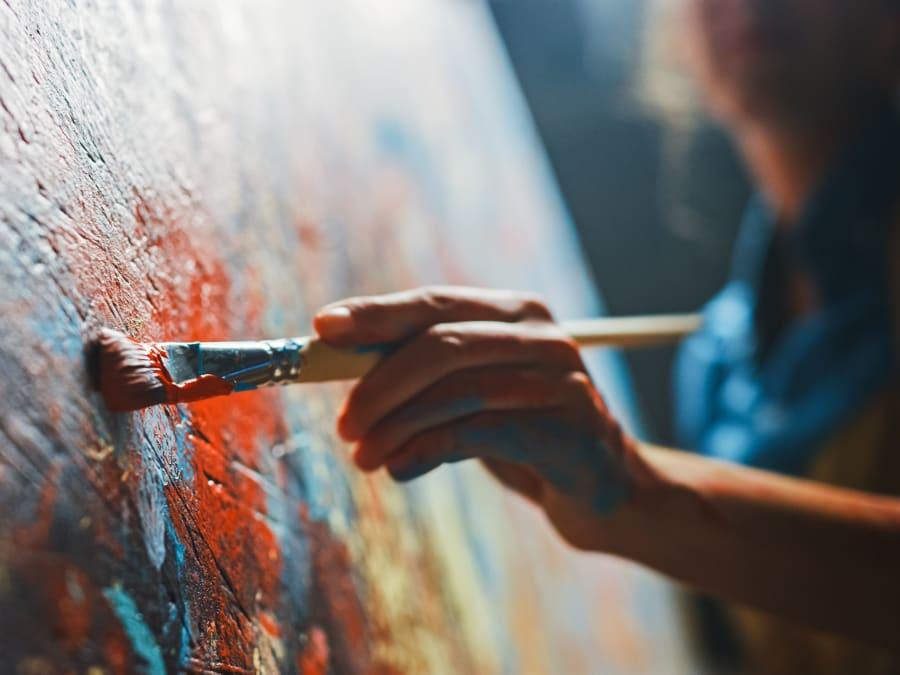 Cours de Peinture à Paris 6ème