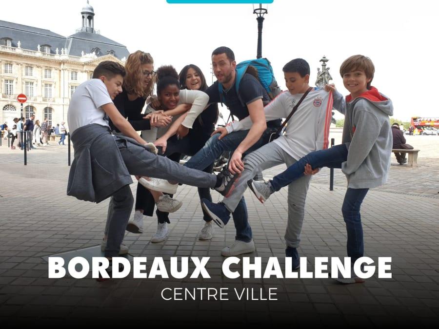 Jeu de Piste / Escape Game urbain connecté à Bordeaux (33)