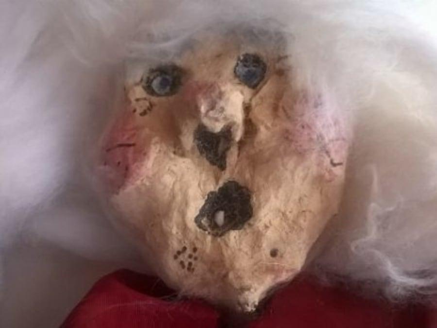 Atelier enfant poterie sorcière Halloween à la ferme d'Octeville