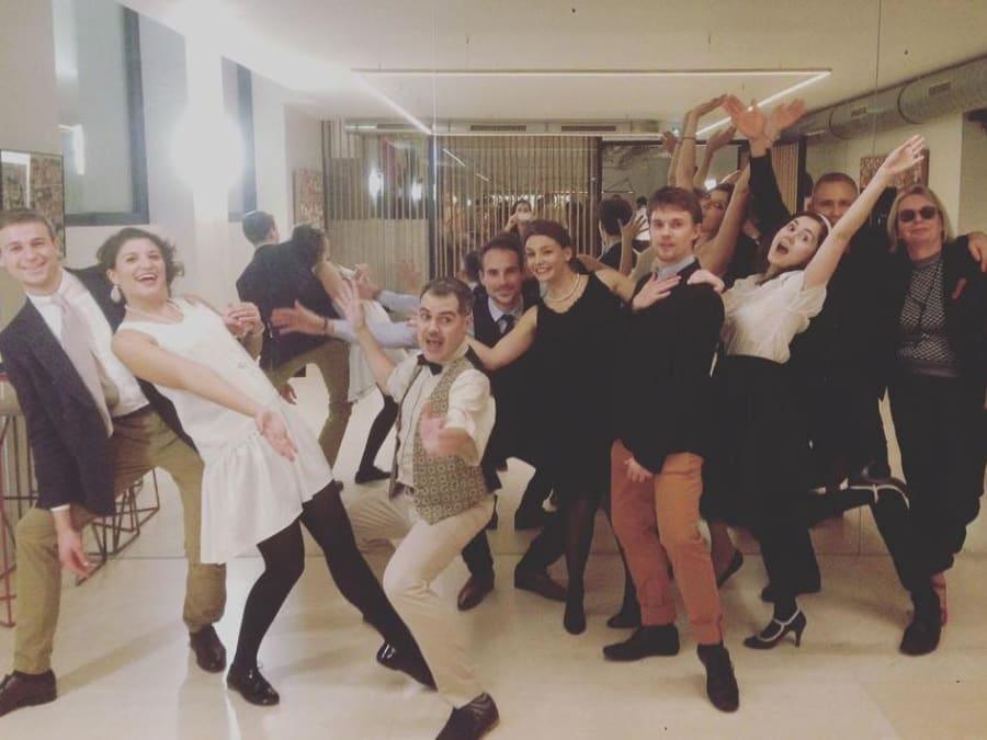 Team Building Comédie Musicale à Paris chez LeStudio Club