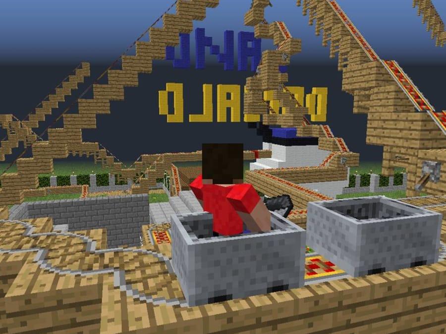 Stage numérique Minecraft 9-10 ans (Vincennes)