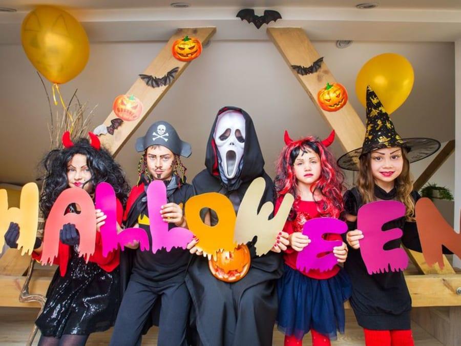 Atelier Loisirs Créatifs spécial Halloween à Paris