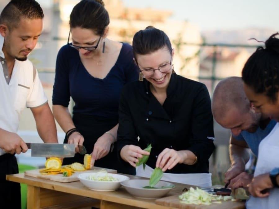 Apprenez la Cuisine Santé en compagnie d'une Chef à Marseille