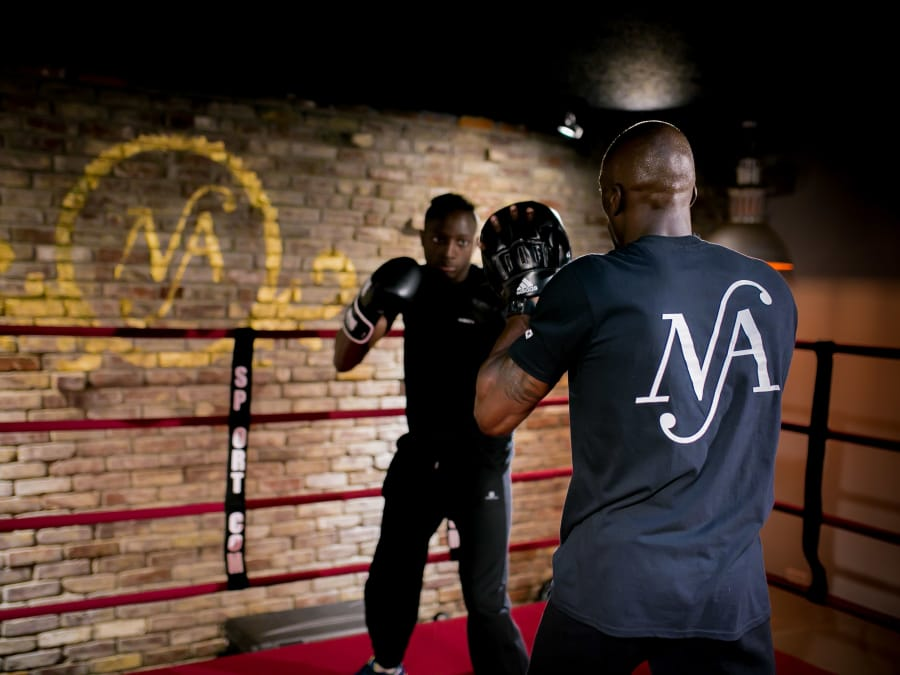 Coaching Privé et Initiation à la boxe Anglaise à Paris