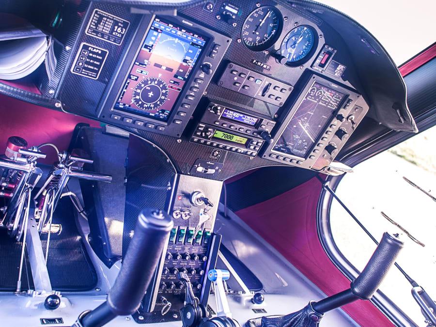 Stage de pilotage complet en ULM à Cholet (49)