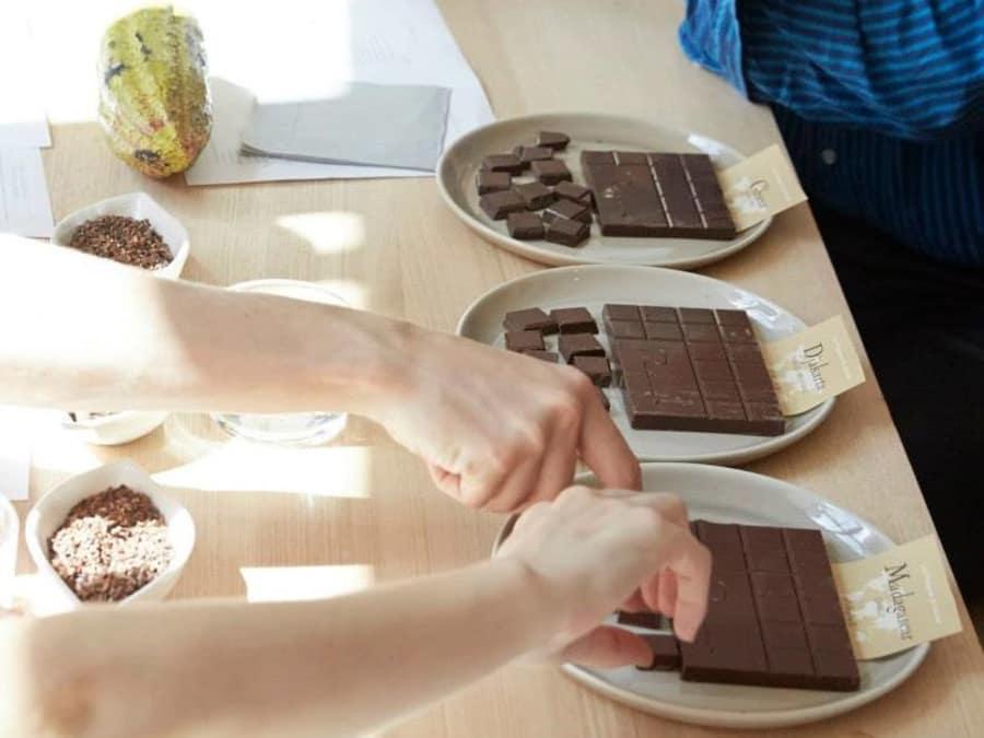 Team Building Dégustation de Chocolat en Ile de France