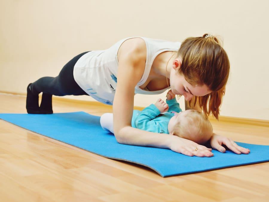 Session de Yoga en duo parent / enfant à Paris 13ème