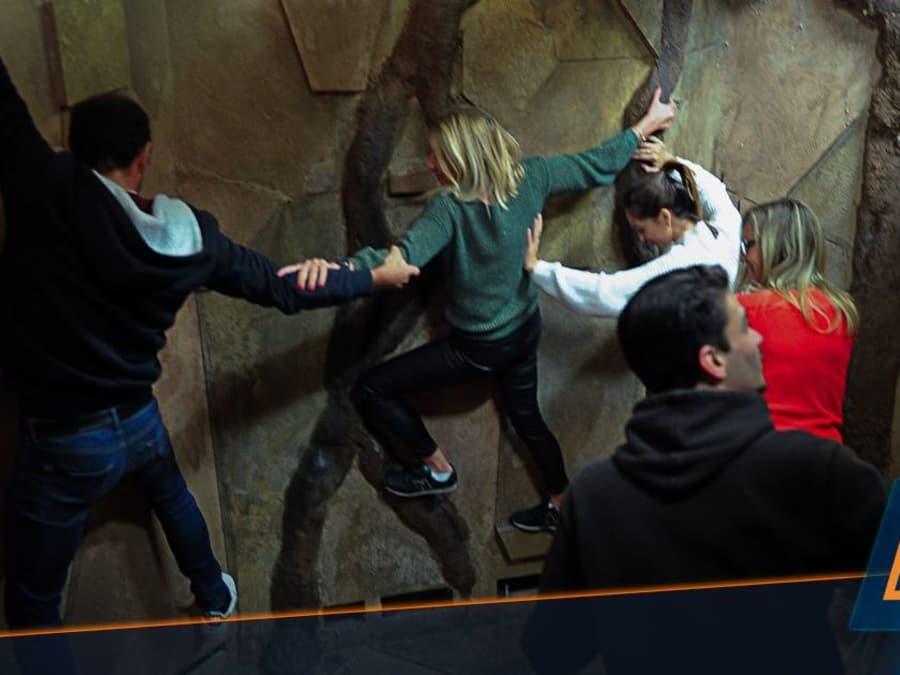 Anniversaire Jeu d'aventure Indoor 8-15 ans à Arcueil (94)