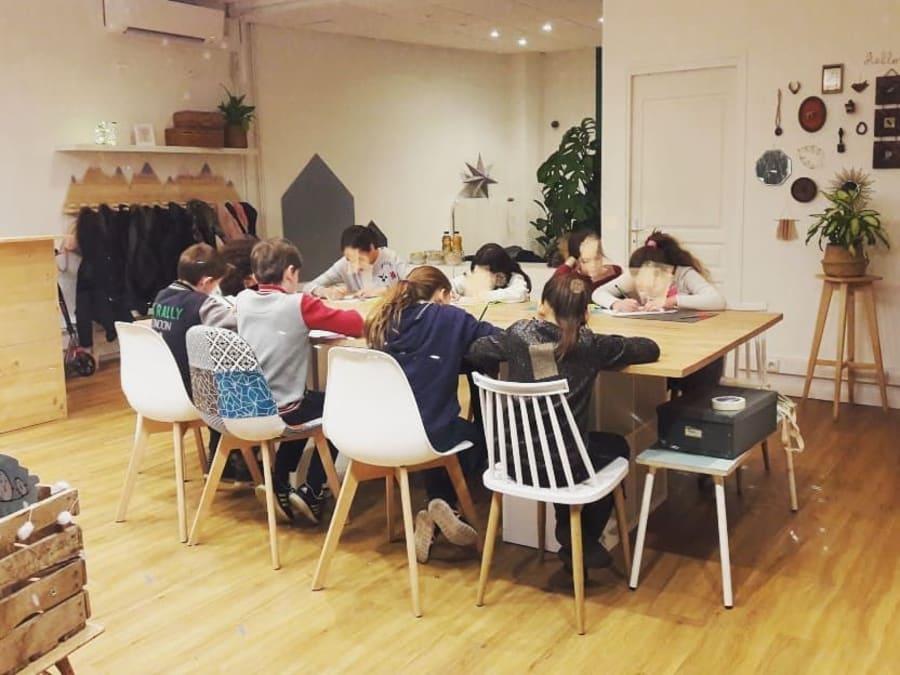 Anniversaire atelier Brico-récup 5-15 ans à Lyon 3ème