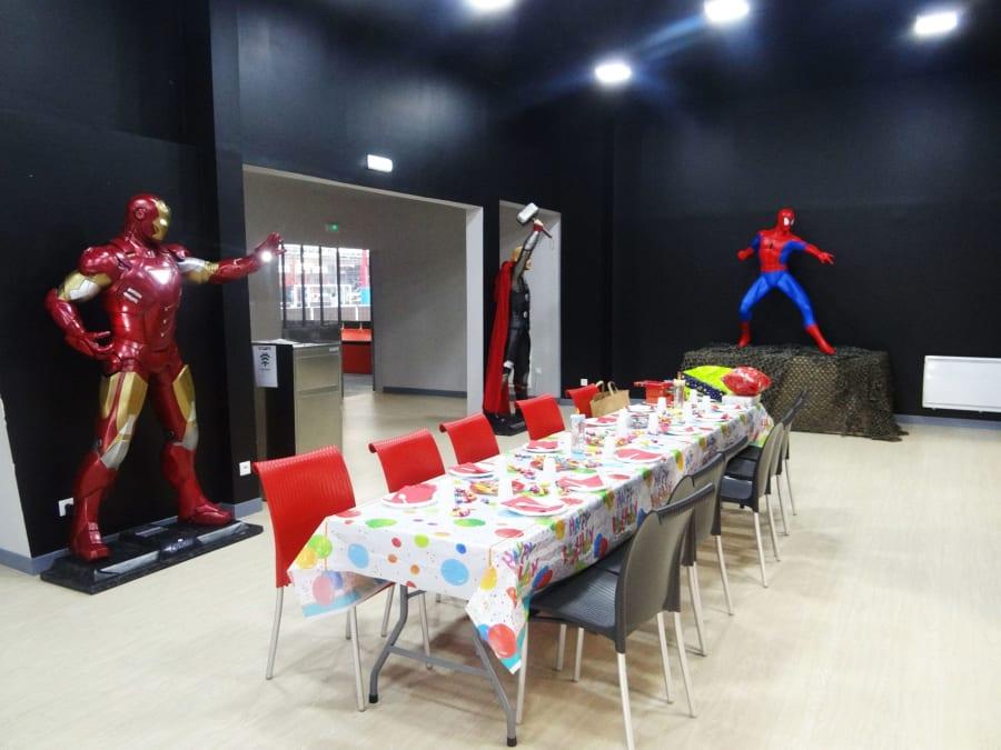 Anniversaire Danse Marvel 6-12 ans dans le Sud-Est