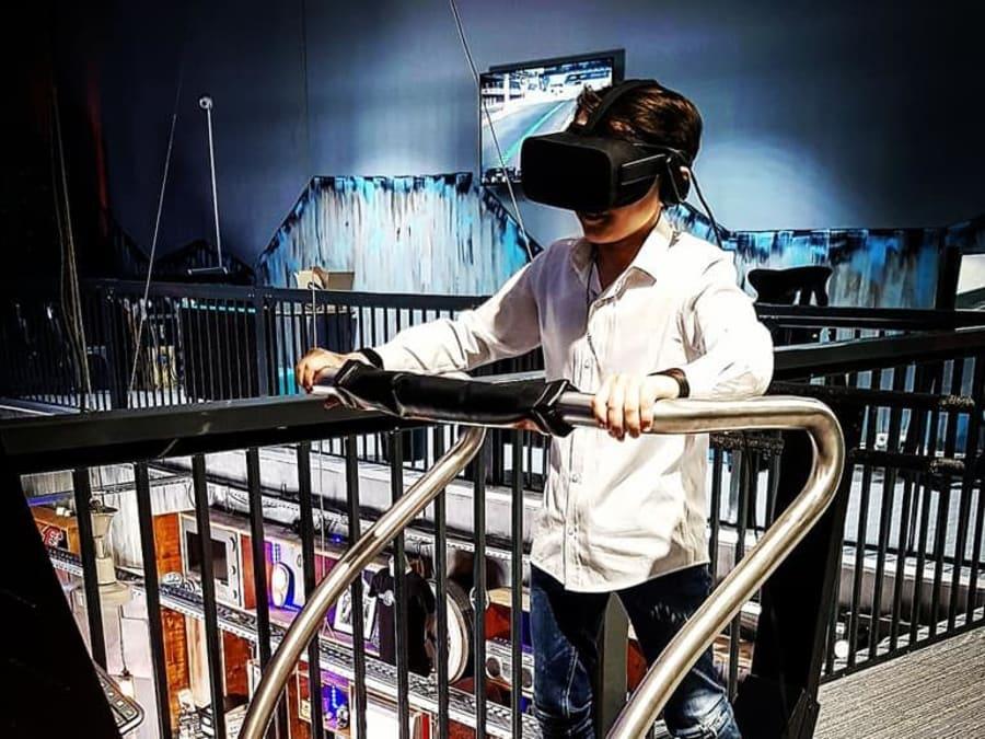 Anniversaire Réalité Virtuelle aux Pavillons-sous-Bois (93)