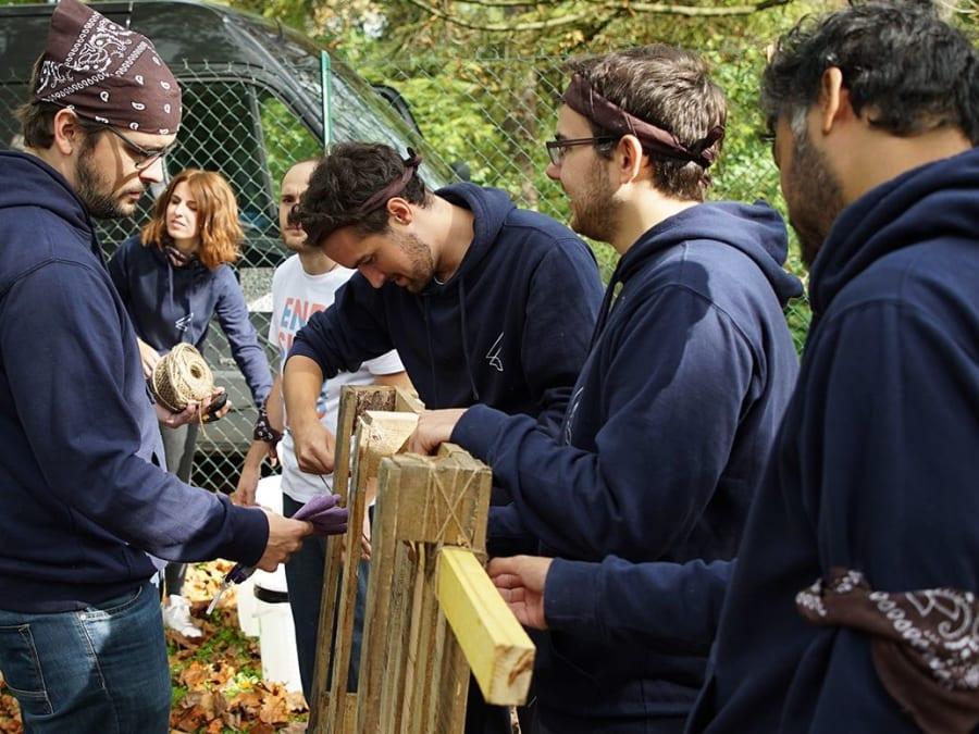 Team Building Robinson Crusoé
