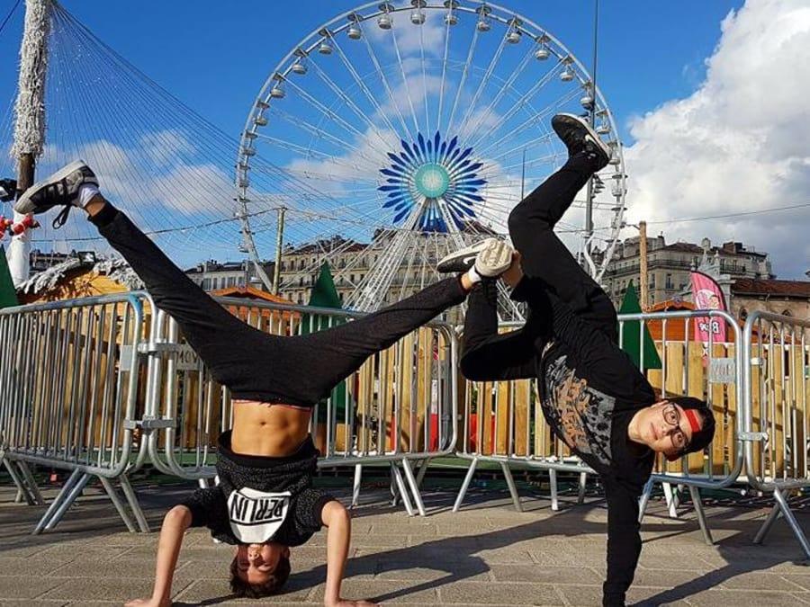Découverte du Hip Hop pour enfants et ados à Marseille 5ème
