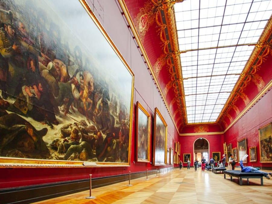Team Building Jeu de Piste au Musée du Louvre à Paris