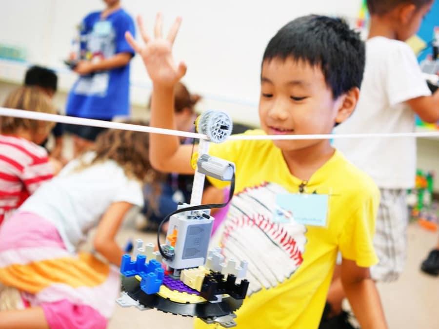 Anniversaire Construction de LEGO® 4-12 ans à domicile