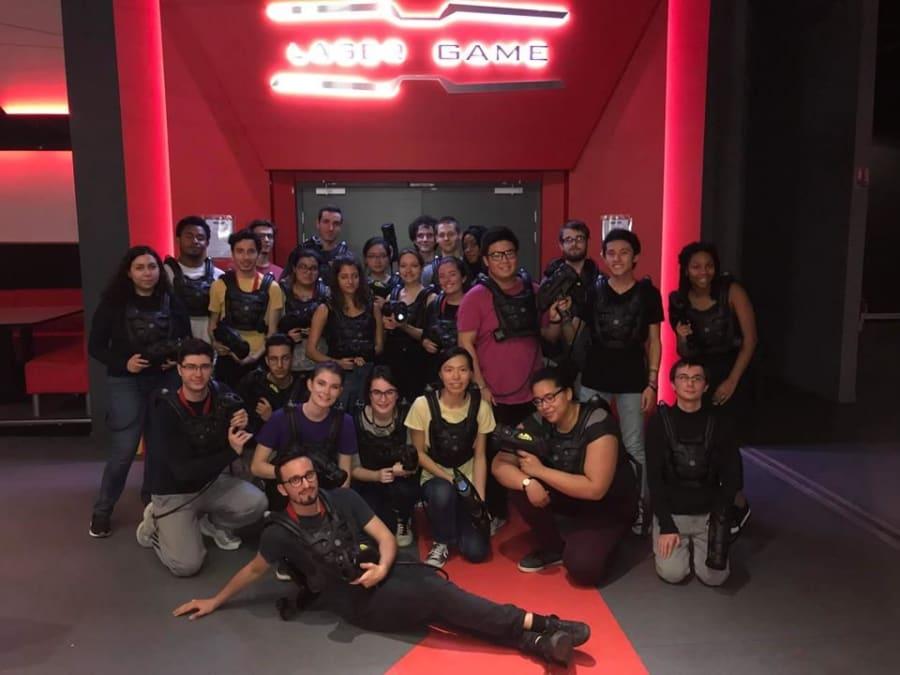 Team Building Laser Game à Créteil Soleil (94)