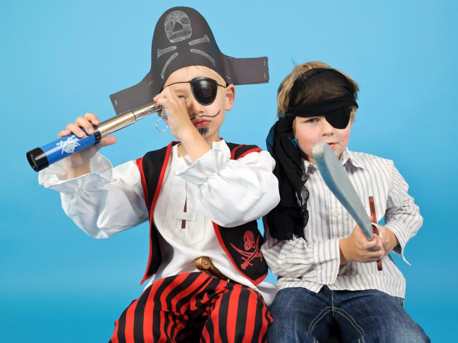 Anniversaire Pirates 5-14 ans à Saint-Cyr l'Ecole