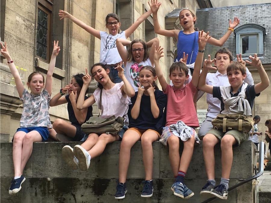 Anniversaire Jeu de Piste Digital 8-12 ans à Paris 4ème