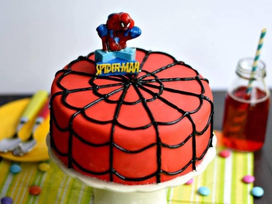 Anniversaire Spiderman 4-9 ans à domicile (Ile-de-France)