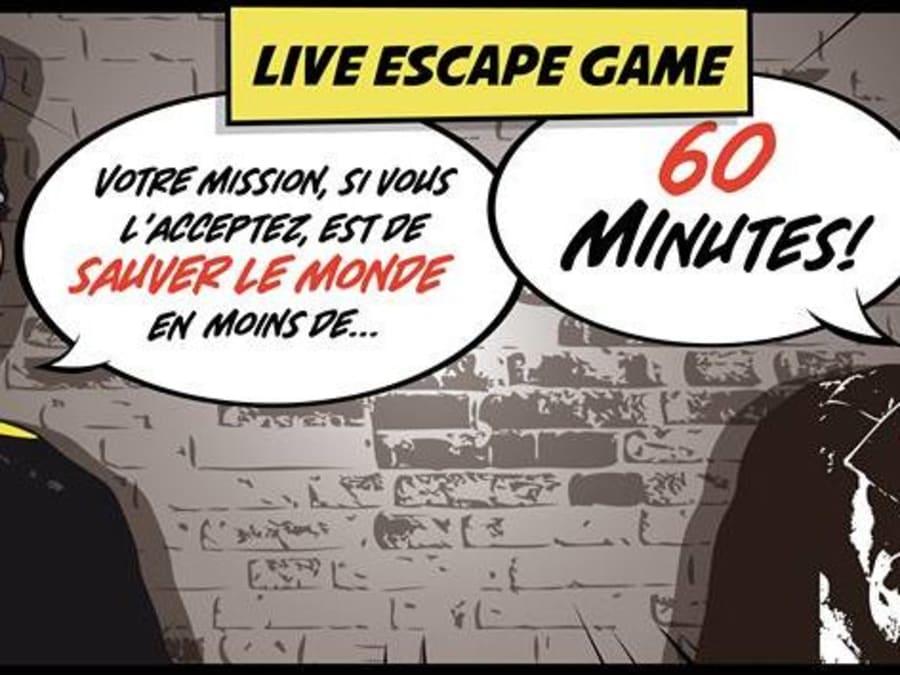 Escape Game Mission Infiltration à Avignon