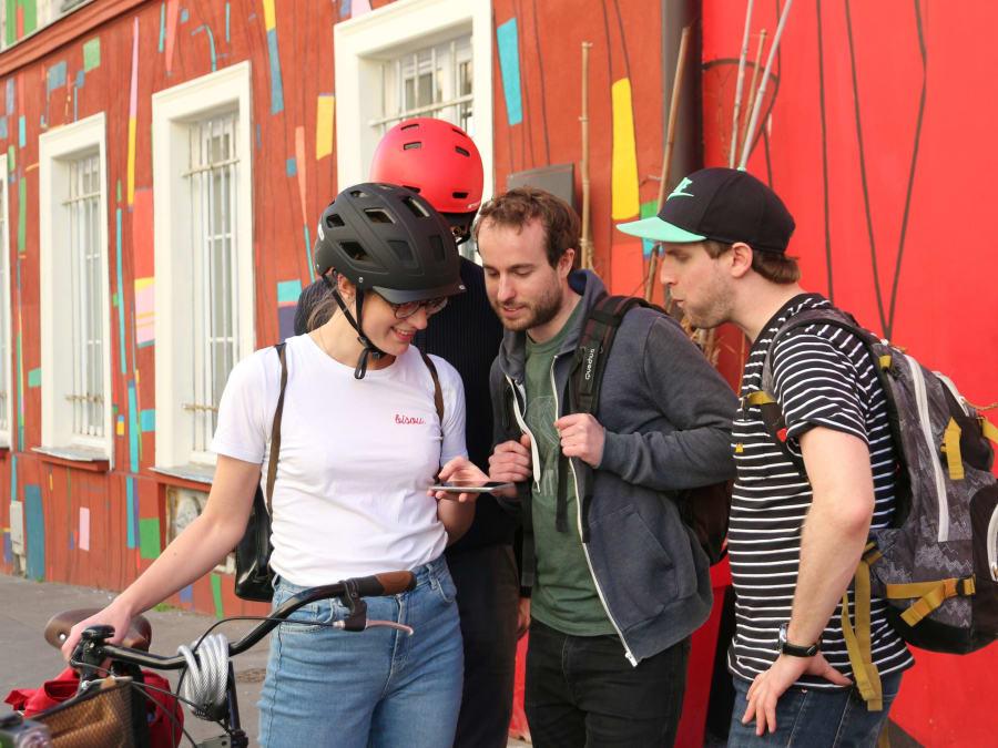 Team Building Visite Urbaine de Paris à Vélo