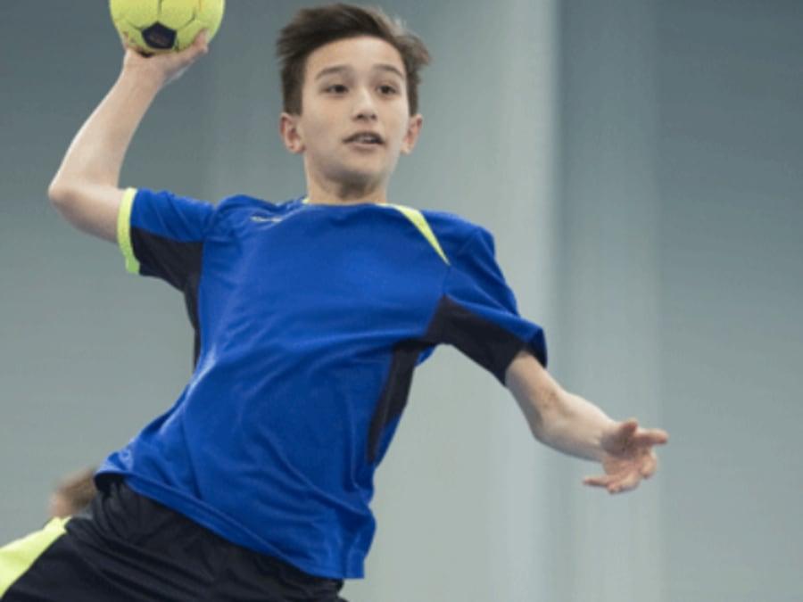 Anniversaire Handball 7-15 ans au Kipstadium Décathlon de Lille