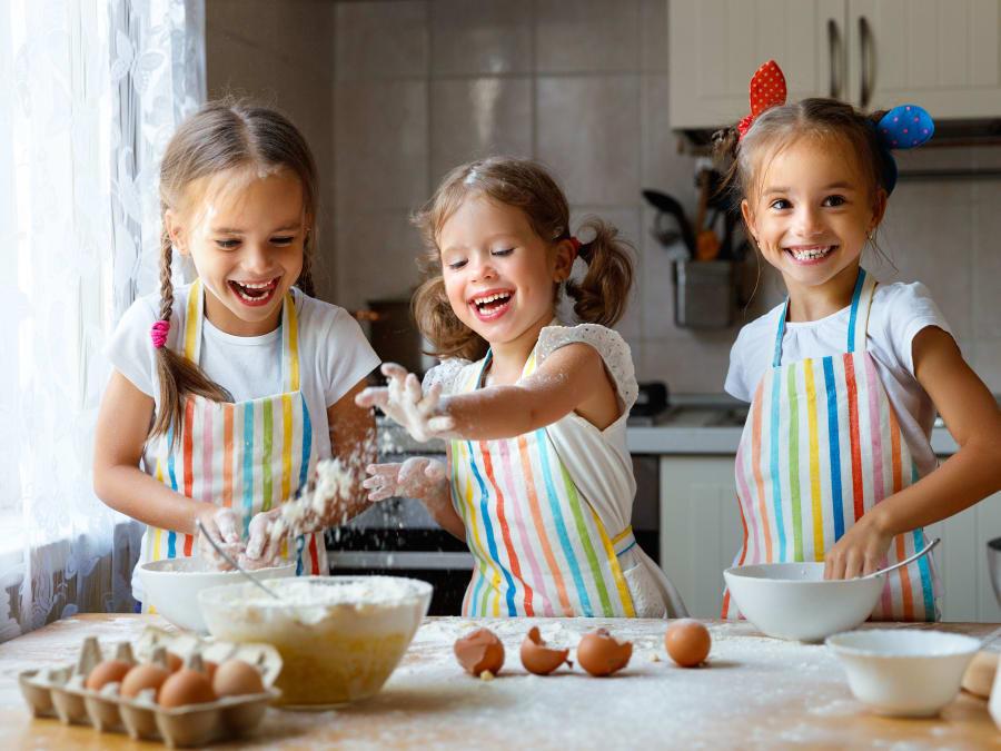 Anniversaire Atelier Cupcakes Bio 3-12 ans à domicile