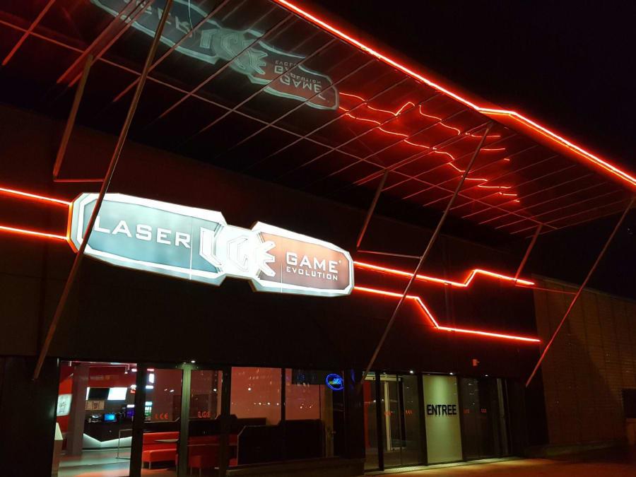 Anniversaire Laser Game 7-15 ans à Créteil Soleil (94)