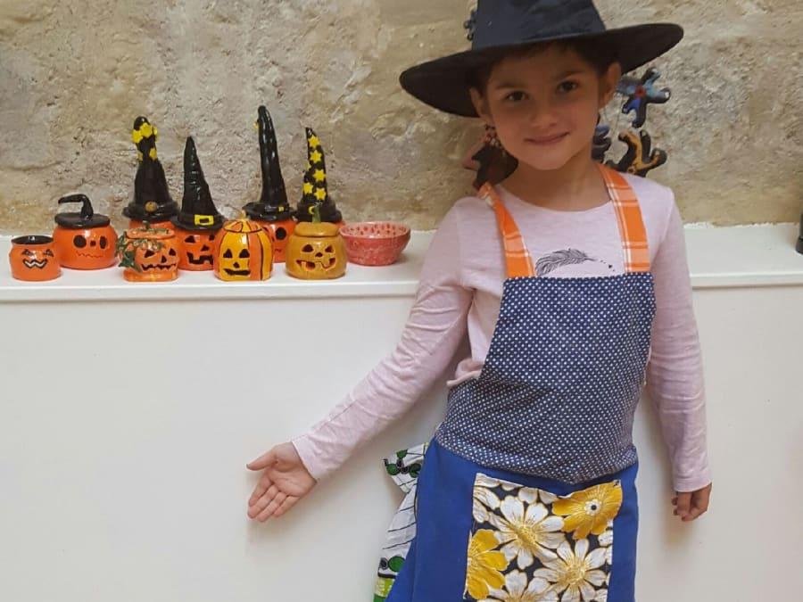 Atelier Modelage spécial Halloween - Paris 11e
