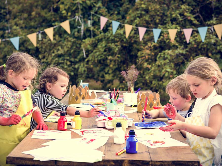 Anniversaire Peinture sur Toile 6-12 ans à domicile (34)