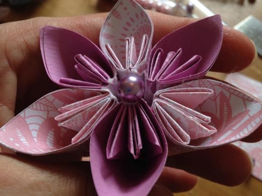 Anniversaire Création d'Origami pour les 5-12 ans à domicile