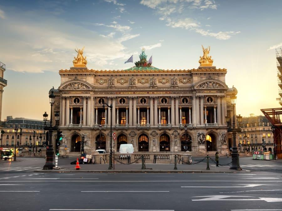 Team Building Safari Photo à l'Opéra Garnier