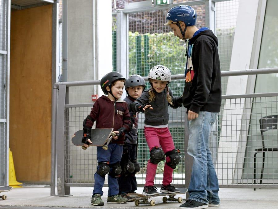 Cours particulier de skateboard dans Paris