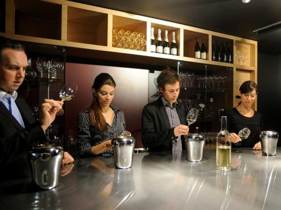 Dégustation de Vins d'exception à l'Ecole de cuisine Ducasse