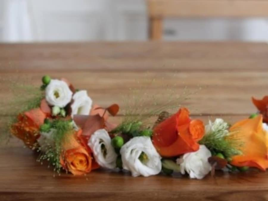Atelier découverte de l'art floral à Paris 16ème
